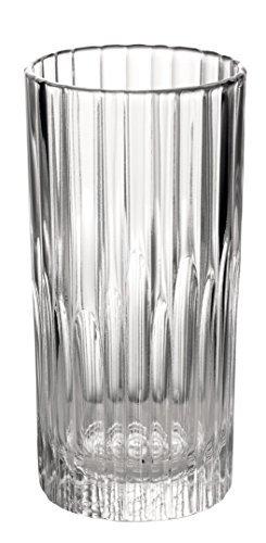 Duralex - Manhattan Clear Glass Highball Tumbler 305 ml  10 58 oz Set of 6