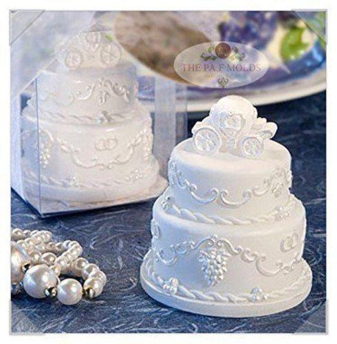 7 inch Aluminum Alloy Cake Decor Wedding Skirt Mold Sugarcraft Mould Baking