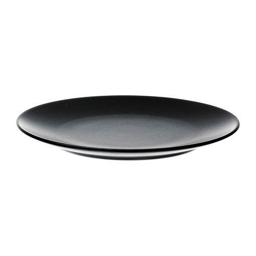 IKEA 4 packs of Side plate black