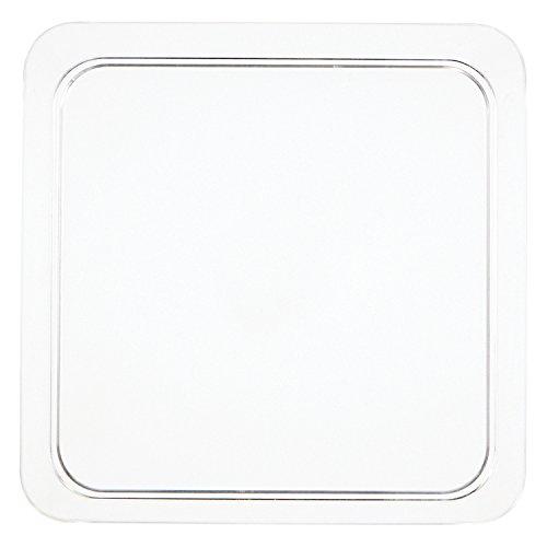 Clear Dessert Plates 24 ct