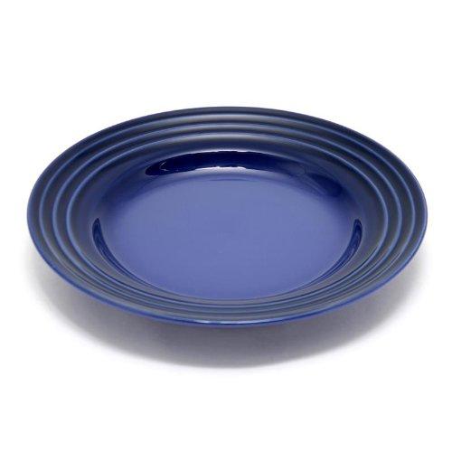 Le Creuset Stoneware 10-Inch Salad Plate Cobalt
