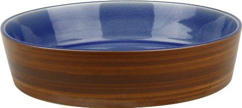 Waechtersbach Pure Nature Blue Soup Plates Set of 4