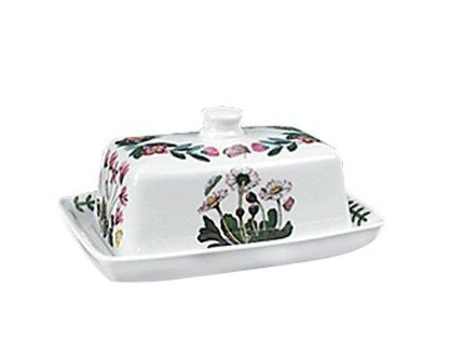 Portmeirion Botanic Garden Covered Butter Dish