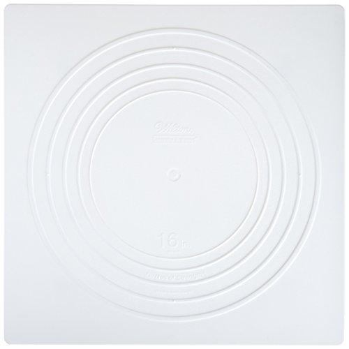Wilton Decorator Preferred Square Separator Plate for Cakes 16-Inch Cake Decorating Supplies