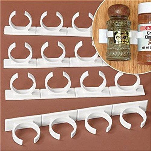 Spice Rack StorageOrganizer- Organizes 12 spice jars