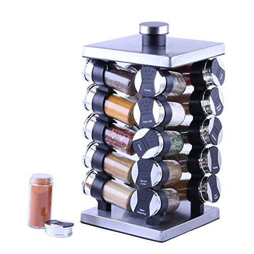 Orii Rotunda 20 Jar Spice Rack