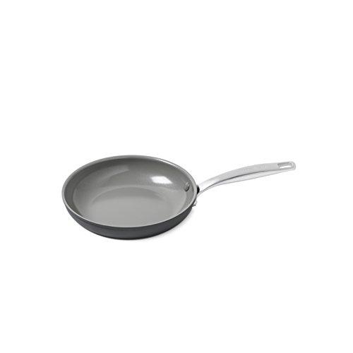 GreenPan Chatham 8 ceramic Non-Stick Open Frypan Grey