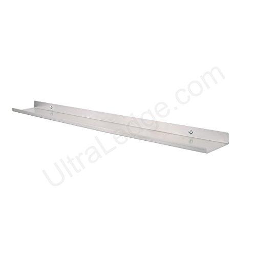 30 Stainless Steel Over-the-Range ULTRAledge Display  Shelf  Ledge  Display  Rack 35 deep