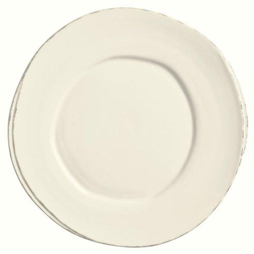 World Tableware FH-503 Farmhouse 105 Wide Rim Plate - 12  CS