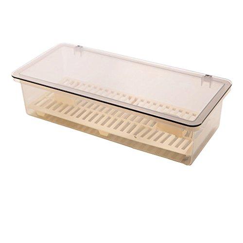 1151M w/'7 L/'9.1//4 Depth 4/'3//8 Inch Utensil Silverware Organizer Cutlery Holder Flatware Storage Napkin Holder 1 YBM HOME Mesh Silver Condiment Caddy // Kitchen Supply