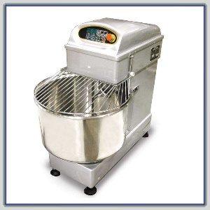 Omcan HS50DA Spiral Dough Mixer 44 lb capacity