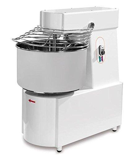 Spiral Mixer 30lb Flour Cap 1-Spd 220603