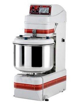 Univex SL160 243 Quart Silverline Spiral Mixer 353 lb Dough Capacity