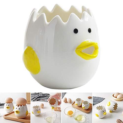 Alexsix Egg Separator Egg Yolk White Separator Kitchen Gadgets Baking Tool Kitchen Accessories