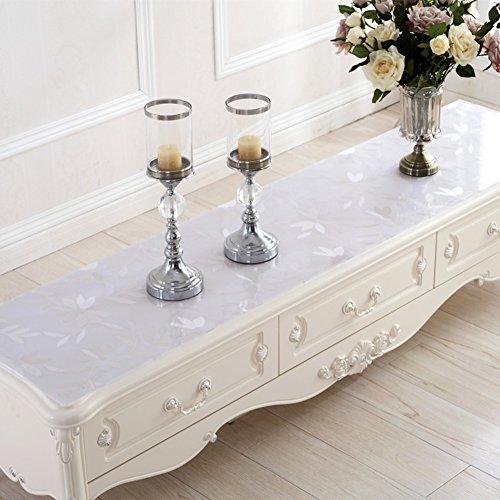 bedside table clothdining desk matstea table matstablecloth -D 40x200cm16x79inch