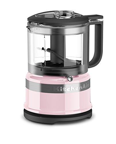 KitchenAid KFC3516PK 35 Cup Mini Food Processor Pink