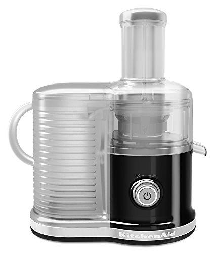 KitchenAid KVJ0333OB Easy Clean Juicer Onyx Black