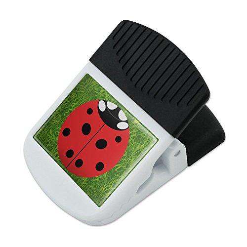 Lady Bug Ladybug Insect Refrigerator Fridge Magnet Magnetic Hanging Hook Note Snack Clip