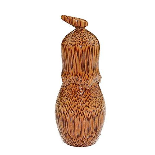 Battletter Creative Wooden Toothpick Holder 6