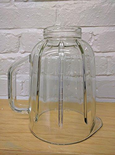 Compatible with Kenmore 4201 4601 4801 Blender 48 oz Glass Jar