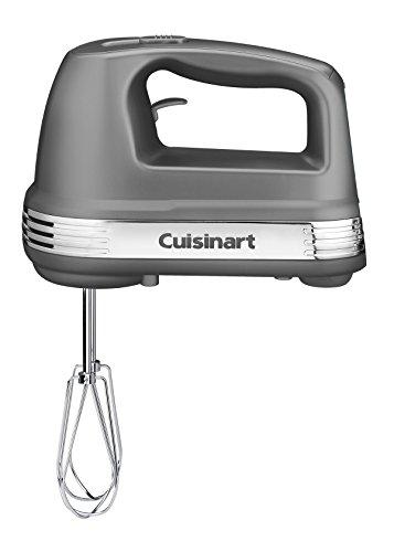 Cuisinart HM-50OM Power Advantage 5-Speed Hand Mixer Onyx