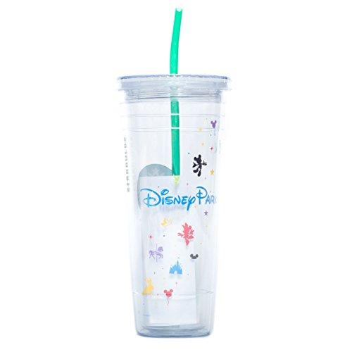 Starbucks Disney Parks Cold Cup Tumbler - Venti 24 Fl Oz by Starbucks