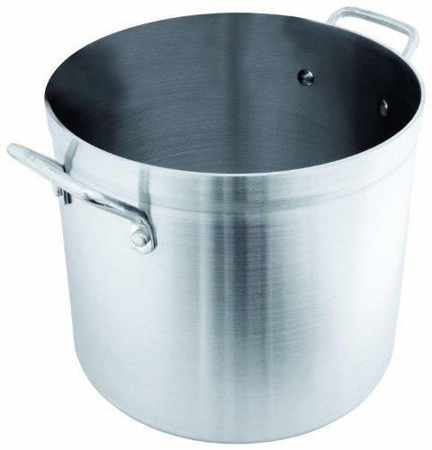 Crestware 40-Quart Aluminum Stock Pot