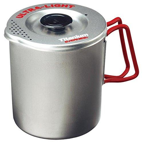 Evernew Titanium Pasta Pot Small