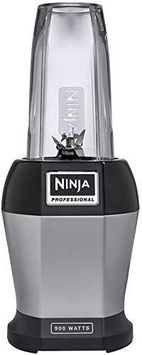Blenders - Countertop 24 oz SilverBlack 1000-Watt Blender with 3 to-Go Cups