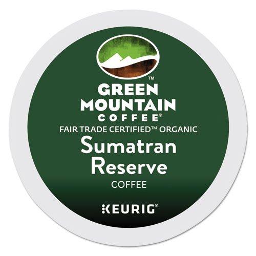 GMT4060 - Green Mountain Coffee Roasters Fair Trade Organic Sumatran Extra Bold Coffee K-Cups