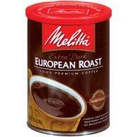 105 Oz European Roast Extra Dark Ground Coffee