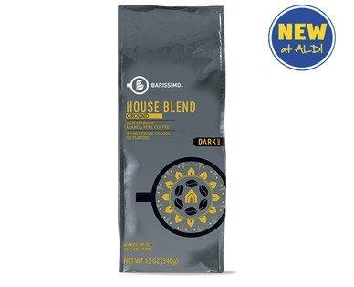 Barissimo House Blend Dark Ground Coffee 12oz