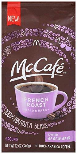 McDonalds Premium Roast Ground Coffee 12oz Bag Pack of 3 Choose Flavor Bold Dark French Roast