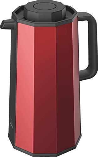 Zojirushi AH-EAE10RA Glass Vacuum Carafe 10 Liter Red Renewed