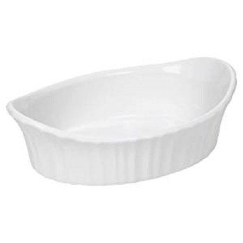 Corningware French White III 186-Ounce AppetizerBaking Dish  set of 2