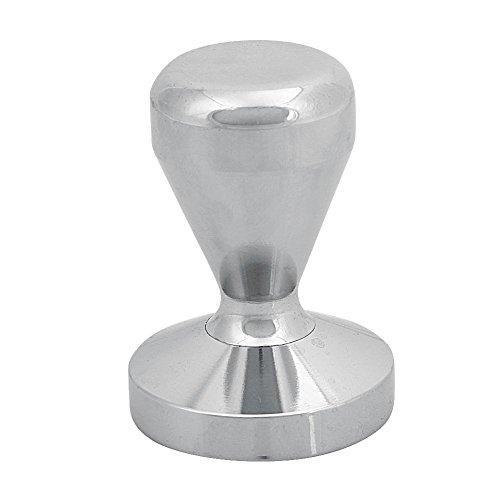 Matefield Stainless Steel Coffee Espresso Tamper 51mm Base Coffee Bean