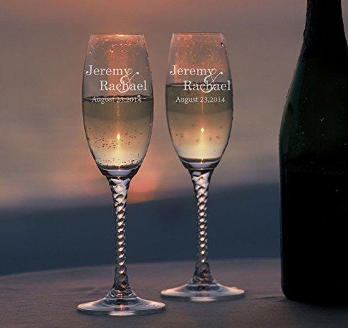 Personalized Wedding Toasting glasses wedding toasting glasses Mr and Mrs DIY wedding Champagne Flutes Toasting Flutes Champagne