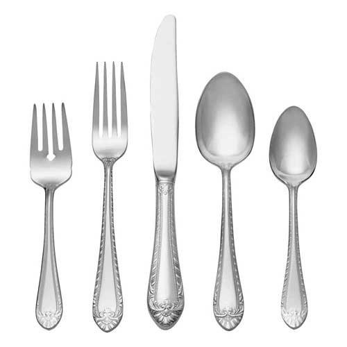 Reed and Barton London European Dinner Fork -- 12 per case