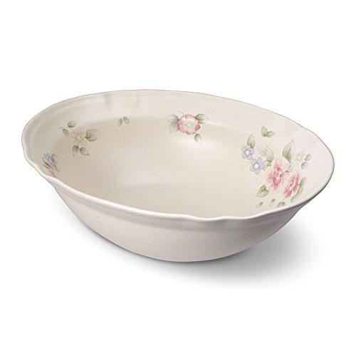 Pfaltzgraff Tea rose Oval Vegetable Bowl