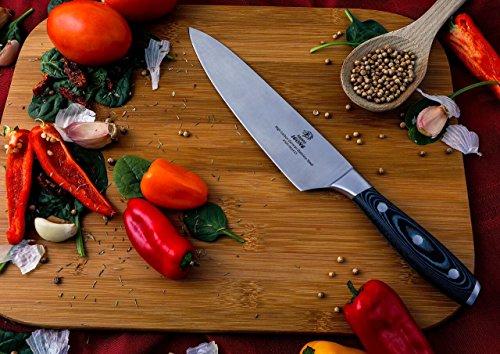 PRONTO LEONE 8 INCH PROFESSIONAL CHEF KNIFE
