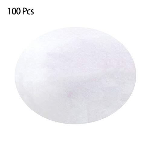 100 PCS Round Parchment Paper 5 Non-Stick Baking Sheets Liners Cake Pans