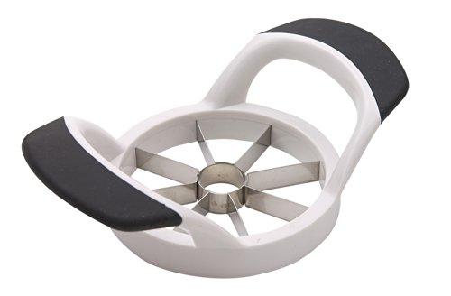 Apple wedger ss with raised santoprene handles plastic ss 175cm