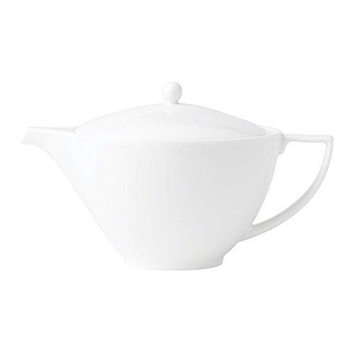 Jasper Conran by Wedgwood White Bone China Teapot 17 Pt