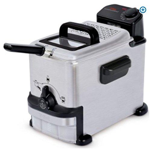 T-fal FR702D51 EZ Clean Deep Fryer 18 L  Stainless Steel