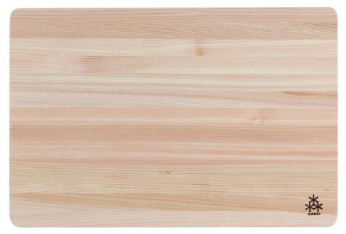 Hinoki Japanese Cypress Wood Cutting Board - Large Ultra Thin