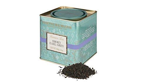 Fortnum Mason British Tea Royal Blend 250g Loose English Tea in a Gift Tin Caddy 1 Pack - Seller Model Id Lrbsfl098b - USA Stock
