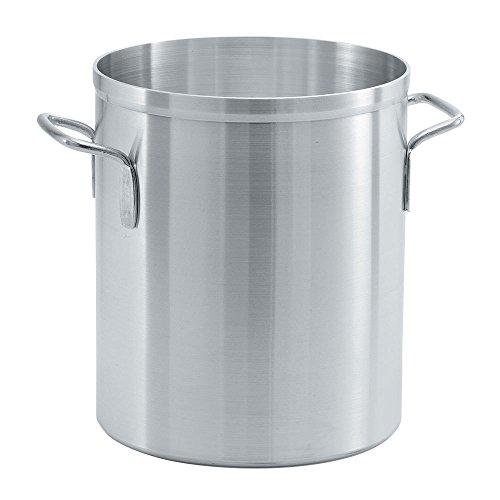 24 Qt Vollrath Wear Ever Classic 67524 Aluminum Stock Pot