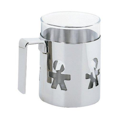 Alessi AKK21 Girotondo Mug Silver