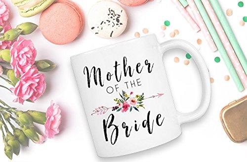 Mother Of The Bride Wedding Mug Wedding Gift Mother Of The Groom Coffee Mug Mother Of The Bride Mug Mother Of The Bride Gift Gift