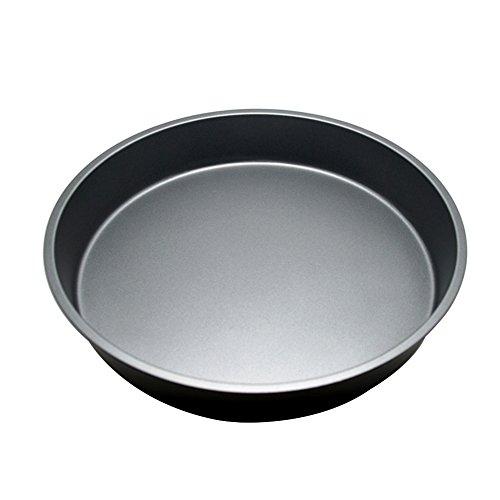 Nonstick Deep Pizza Pan Baking Tray 10-inch